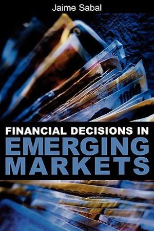 Cover of Financial Decisions in Emerging Markets