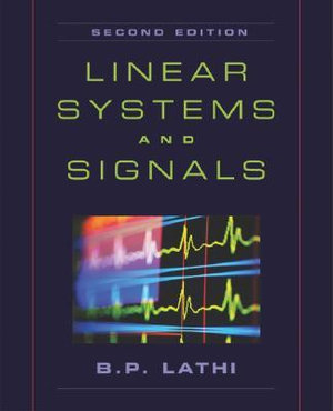 Cover of Linear Systems and Signals