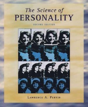Cover of The Science of Personality