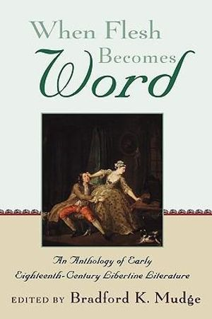 Cover of When Flesh Becomes Word: