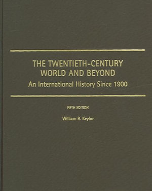 Cover of The Twentieth Century World and Beyond