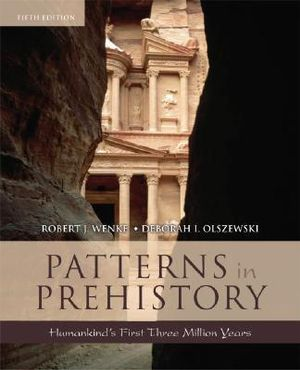 Cover of Patterns in Prehistory