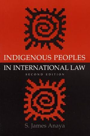 Cover of Indigenous Peoples in International Law