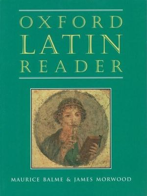 Cover of Oxford Latin Course