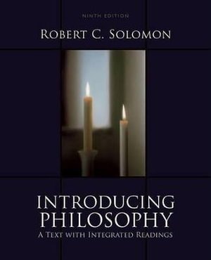 Cover of Introducing Philosophy