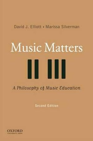 Cover of Music Matters