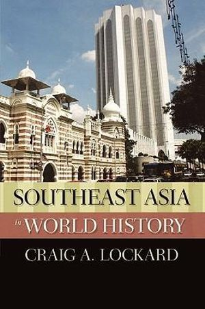 Cover of Southeast Asia in World History