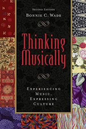 Cover of Thinking Musically