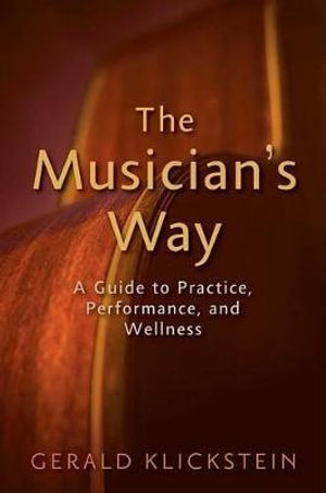 Cover of The Musician's Way