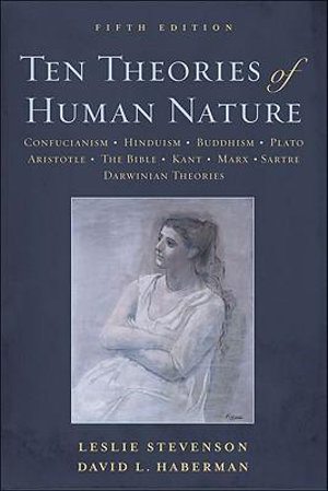 Cover of Ten Theories of Human Nature