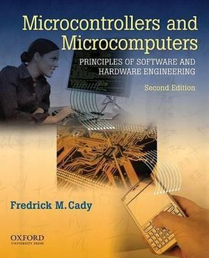 Cover of Microcontrollers and Microcomputers
