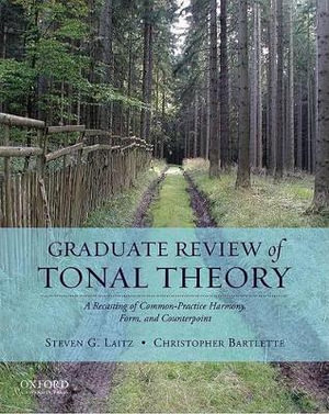 Cover of Graduate Review of Tonal Theory