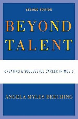 Cover of Beyond Talent
