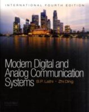 Cover of Modern Digital and Analog Communications Systems International