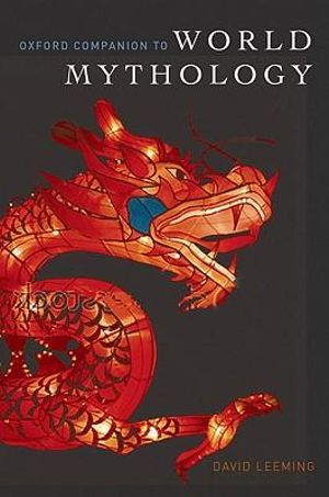Cover of The Oxford Companion to World Mythology