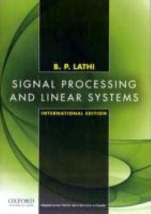Cover of Signal Processing and Linear Systems