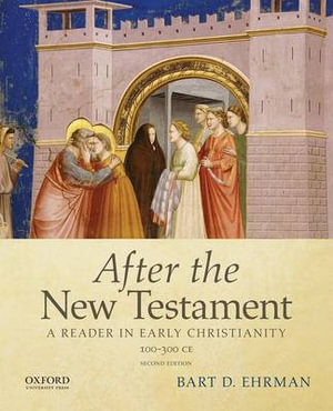 Cover of After the New Testament, 100-300 C. E.