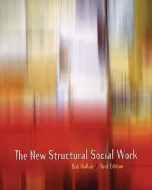 Cover of The New Structural Social Work