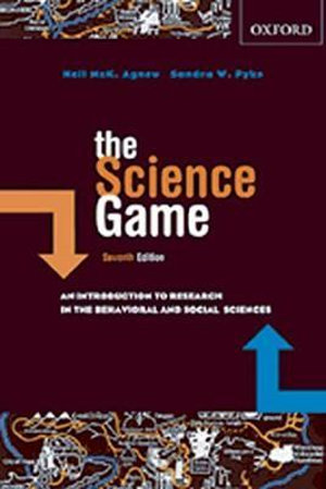 Cover of The Science Game