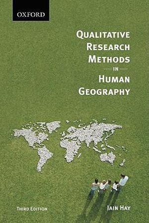 Cover of Qualitative Research Methods in Human Geography