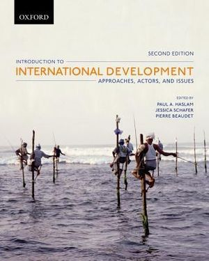 Cover of Introduction to International Development