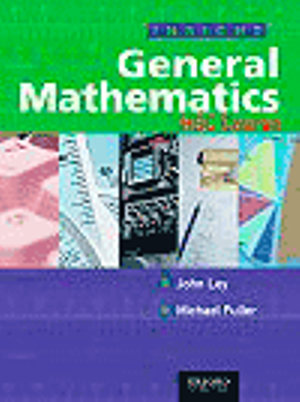 Cover of Insight General Mathematics