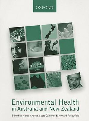 Cover of Environmental Health in Australia and New Zealand
