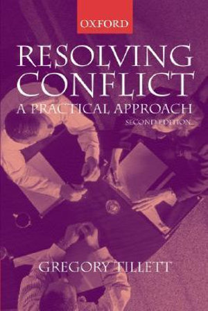 Cover of Resolving Conflict