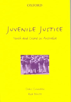 Cover of Juvenile justice