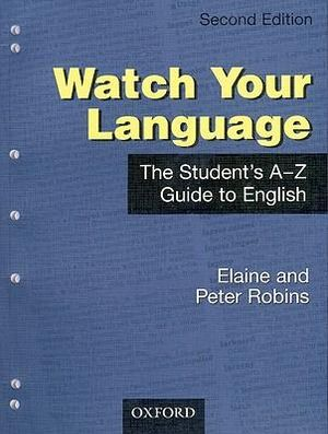 Cover of Watch Your Language