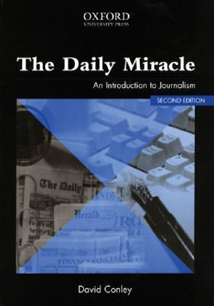 Cover of The Daily Miracle