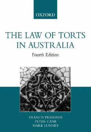 Cover of The Law of Torts in Australia