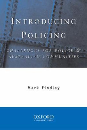 Cover of Introducing Policing