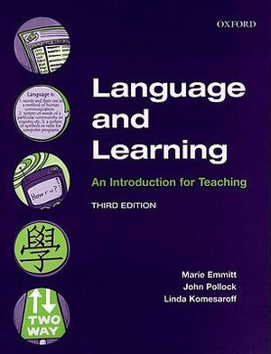 Cover of Language and learning