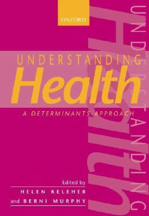 Cover of Understanding Health