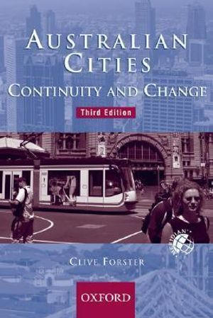 Cover of Australian Cities