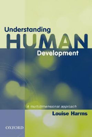 Cover of Understanding Human Development