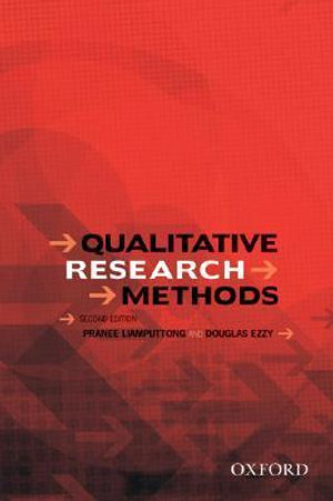 Cover of Qualitative Research Methods