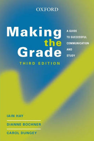 Cover of Making the Grade