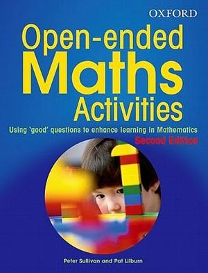 Cover of Open-Ended Maths Activities
