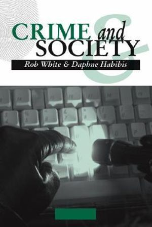 Cover of Crime and Society