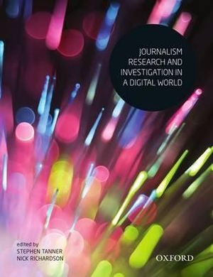 Cover of Journalism Research and Investigation in a Digital World