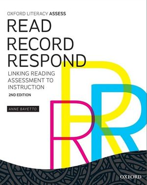 Cover of Read, Record, Respond