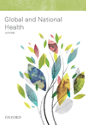 Cover of Global and National Health