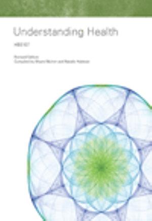Cover of Understanding Health HBS107