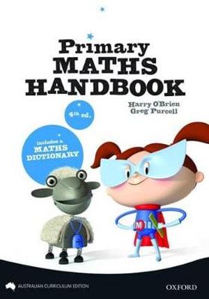 Cover of The New Primary Mathematics Handbook Australian Curriculum Edition