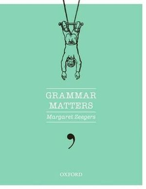 Cover of Grammar Matters