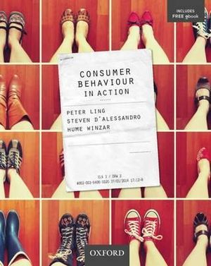 Cover of Consumer Behaviour in Action