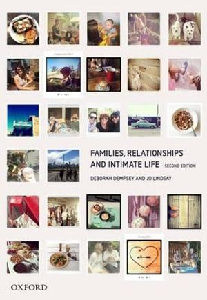 Cover of Families, Relationships and Intimate Life