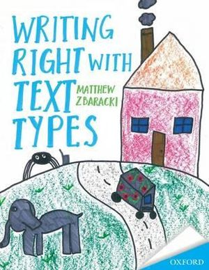 Cover of Writing Right with Text Types